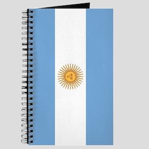 Argentinian pride argentina flag Journal