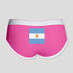Argentinian pride argentina flag Women's Boy Brief