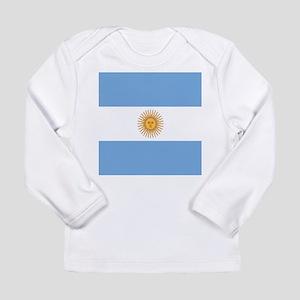 Argentinian pride argentina fl Long Sleeve T-Shirt
