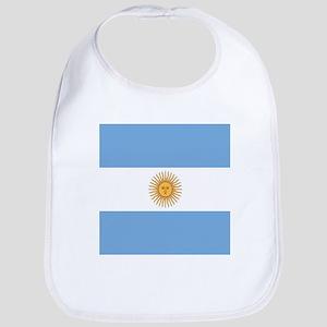Argentinian pride argentina flag Bib