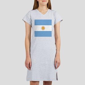 Argentinian pride argentina fla Women's Nightshirt