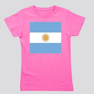 Argentinian pride argentina flag Girl's Tee