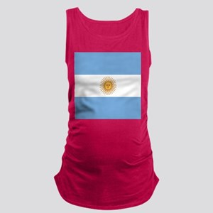 Argentinian pride argentina fla Maternity Tank Top