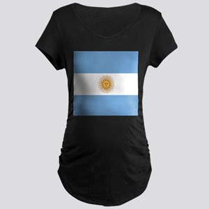 Argentinian pride argentina flag Maternity T-Shirt