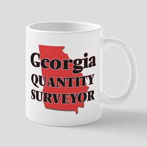 Georgia Quantity Surveyor Mugs
