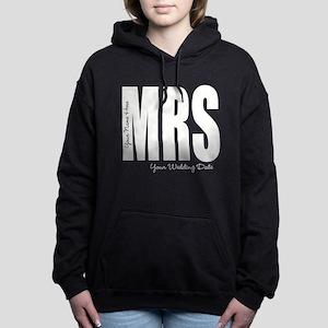 Wedding Mrs Women's Hooded Sweatshirt
