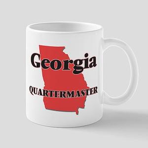 Georgia Quartermaster Mugs