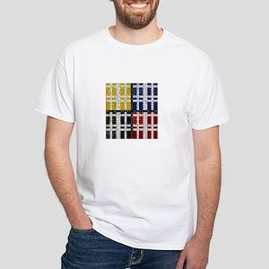 The Great Enochian Table White T-Shirt