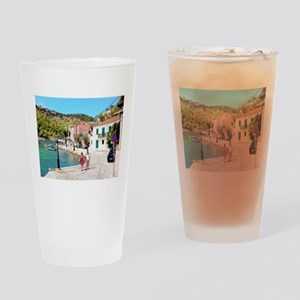 Village of Assos Drinking Glass