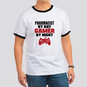 PHARMACIST BY DAY GAMER BY NIGHT T-Shirt