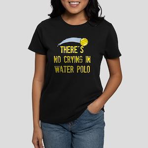 No Crying (WP) Women's Dark T-Shirt