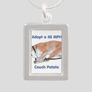 45 MPH Couch Potato Necklaces