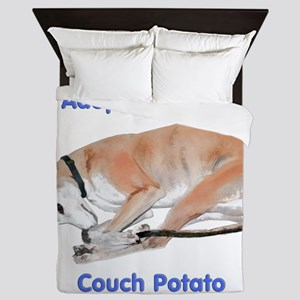 45 MPH Couch Potato Queen Duvet