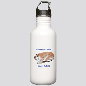 45 MPH Couch Potato Stainless Water Bottle 1.0L