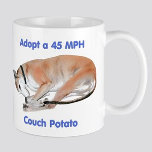 45 MPH Couch Potato Mugs