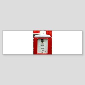 Tokheim Pump. Bumper Sticker