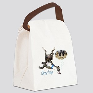 Glory Days Canvas Lunch Bag