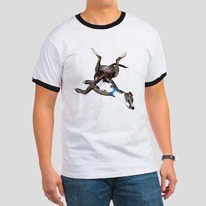 Cockroaching Greyhound T-Shirt