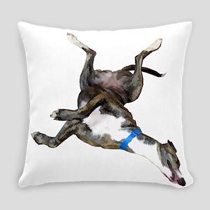 Cockroaching Greyhound Everyday Pillow