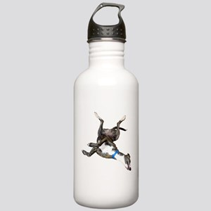 Cockroaching Greyhoun Stainless Water Bottle 1.0L