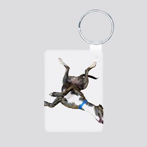 Cockroaching Greyhound Keychains