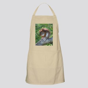 Red Squirrel Apron
