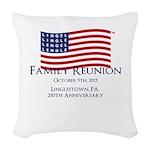design Woven Throw Pillow