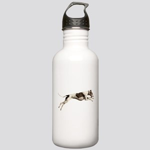 Run Like the Wind Stainless Water Bottle 1.0L