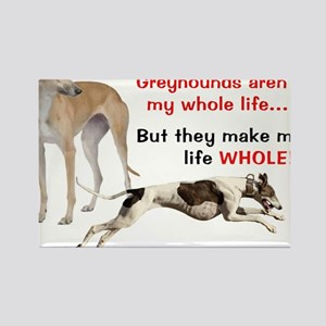 Greyhounds Make Life Whole Magnets