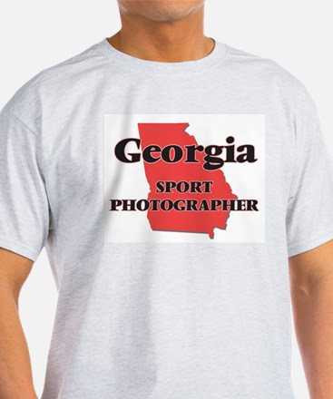 Georgia Sport Photographer T-Shirt
