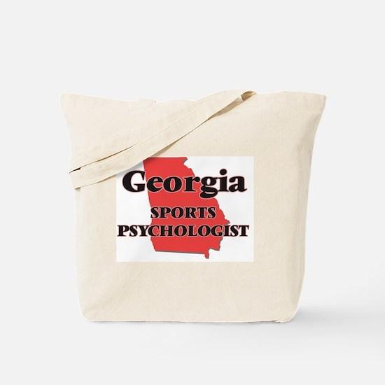 Georgia Sports Psychologist Tote Bag