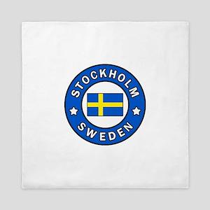 Stockholm Queen Duvet