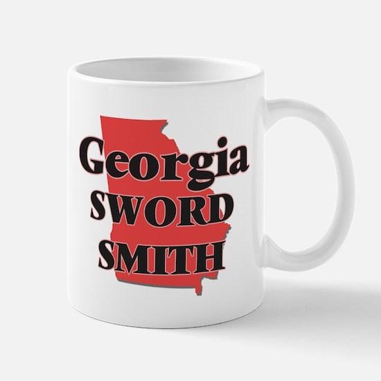 Georgia Sword Smith Mugs