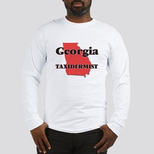 Georgia Taxidermist Long Sleeve T-Shirt