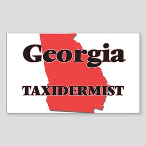 Georgia Taxidermist Sticker