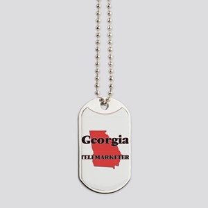 Georgia Telemarketer Dog Tags