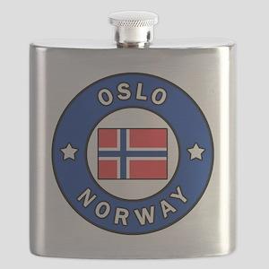 Oslo Norway Flask