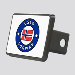 Oslo Norway Rectangular Hitch Cover