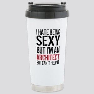 Sexy Architect Stainless Steel Travel Mug