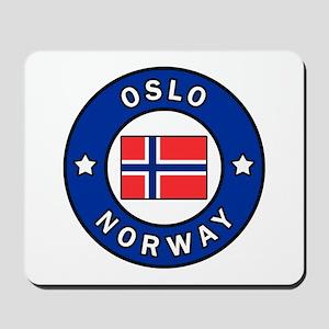 Oslo Norway Mousepad