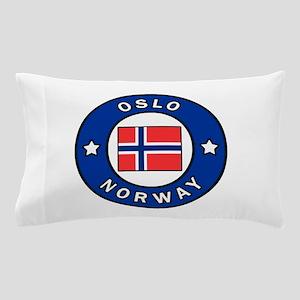 Oslo Norway Pillow Case