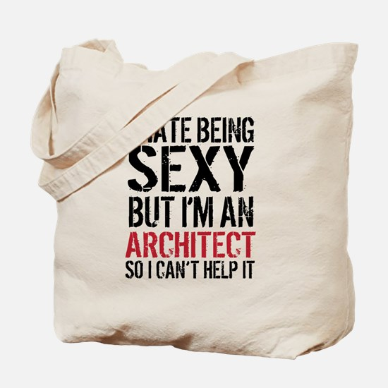 Sexy Architect Tote Bag
