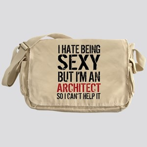 Sexy Architect Messenger Bag