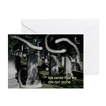 Ghostly Graveyard - Halloween Cards (Pk of 20)