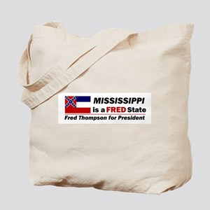 Fred Thompson (Mississippi) Tote Bag