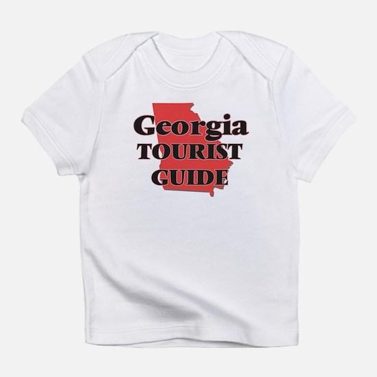 Georgia Tourist Guide Infant T-Shirt