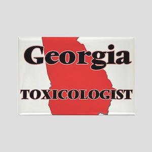 Georgia Toxicologist Magnets