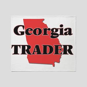 Georgia Trader Throw Blanket