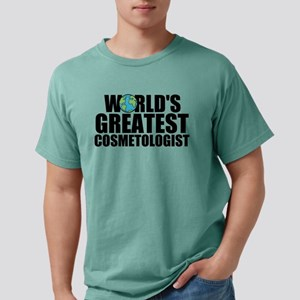 World's Greatest Cosmetologist T-Shirt