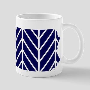 Penn State Chevron Mugs